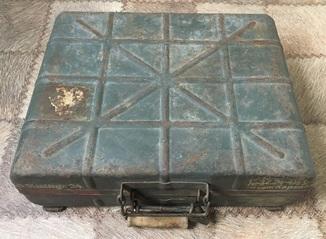 Ящик-укладка на 15 немецких ручных гранат М24  .