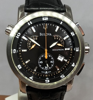 Часы Bulova Retrograde Quartz Chronograph