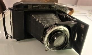 Фотоаппарат Voigtlander Bessa rapid 30-е годы.