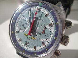 Часы лётчика СССР(штурманские) мех.3133
