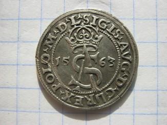 Трояк 1563
