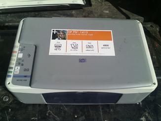 МФУ струйный HP PSC 1410