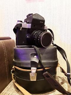 Фотоаппарат Киев 60 ттл с объективом Вега 12 б