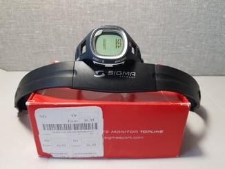 Пульсометр Sigma PC10.11 с нагрудным датчиком Оригинал