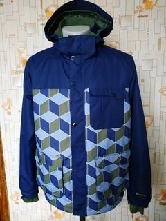 Куртка теплая CAMPUS тефлон мембрана 5000 на рост 164