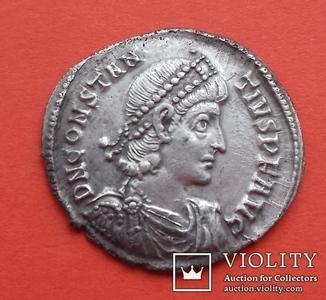 Силиква- Констанций II.(Мон.двор С.В Константинополь).