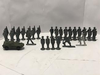Оловянные солдатики + Амфибия