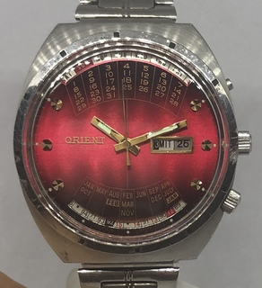 Часы Orient MultyCalendar
