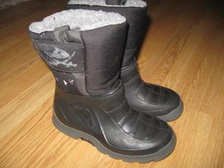 Демосезонні італійські чобітки встілка-19.5см демисезонные ботинки