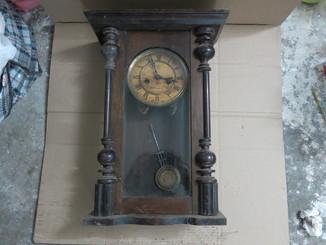 Настенные часы Юнганс