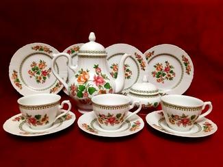 Чайний сервіз Hutschenreuther Germany Германія клеймо