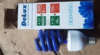 Лампочки DELUX ERS-02A (синие +- 150 шт.,зеленые +- 100 шт.)
