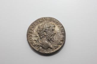 Septimus Severus, Rome, AR denarius.