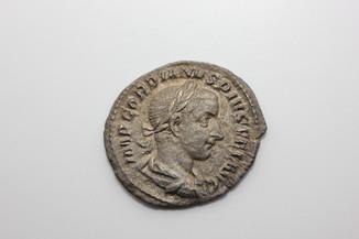 Gordian III AR Denarius