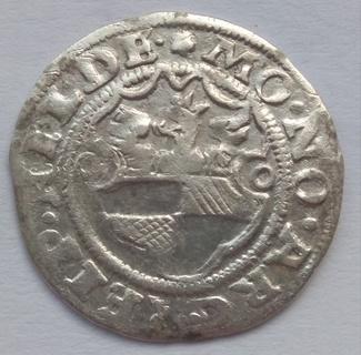 Грошен 1592 года