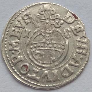 Грошен 1618 года