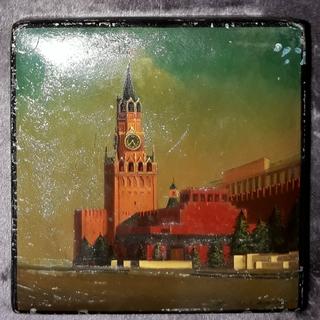 Шкатулка Кремль.50-е годы