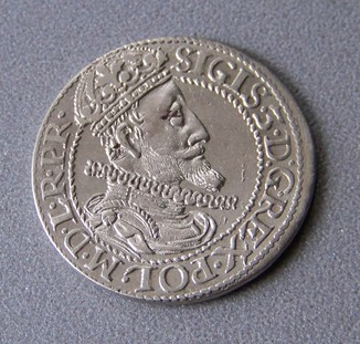 Орт Сигізмунд III 1615р.