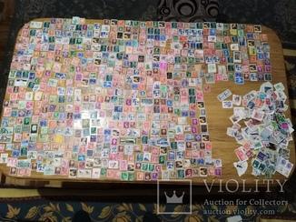 600 марок + 250 штук