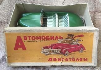 Автомобиль ЗИМ кабриолет. г.Саратов.