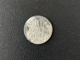10 грош 1831
