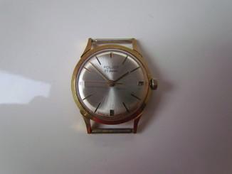 Часы Полет 2209 позолота