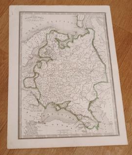 1837 Монин Верже Российская Империя. Украина. Киев. Одесса