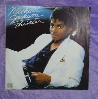 Пластинка Michael Jackson Thriller Balkanton