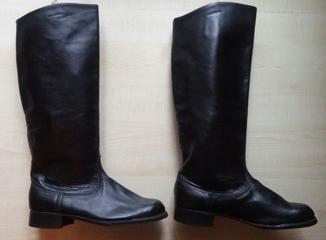 Сапоги хромовые ГОСТ 447-78 (новые) 41 Ш.