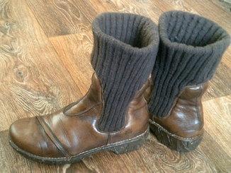 El Naturalista - кожаные ботинки разм.39