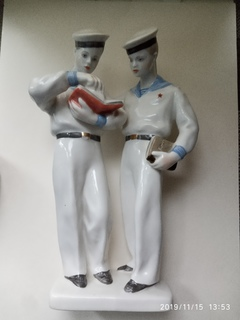 Моряки нахимовцы Лфз