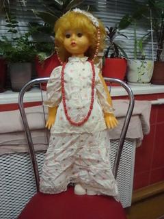Кукла высота 70см