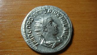 Антонианы Гордиана 3. 234-278г.н.э.