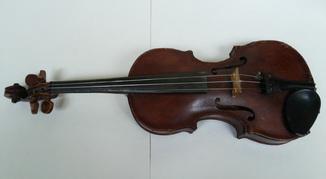Скрипка 2/4 и смычок Германия