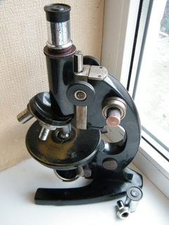 Микроскоп 1936 года.