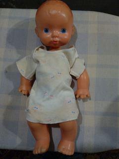 Кукла Гаврилко времен СССР 1960