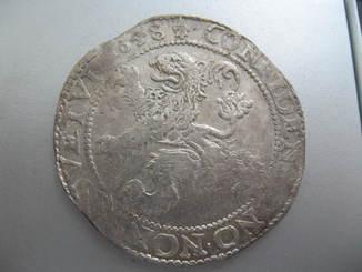 Талер Левковый 1648 года (провинция Зап.Фризия)