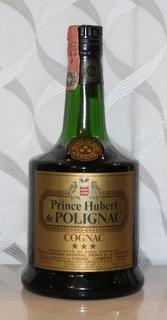 Prince Hubert de Polignac *** Cognac - 1960s