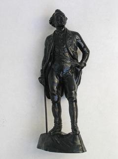 Скульптура Суворов А.В.  Касли