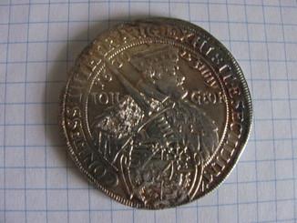 Талер 1630 г