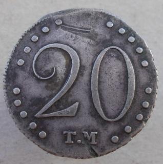 20 копеек 1787 ТМ
