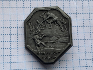 Karst  Front 1916/17 A