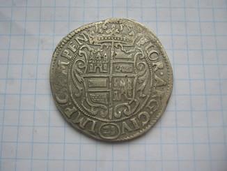 Флорин г. Кампен 1618 год.