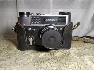 Фотоапарат ФЕД 5с (033223)