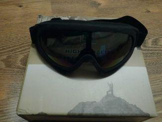 Тактические ЗАЩИТНЫЕ очки для Пейнтбола и Сноуборда