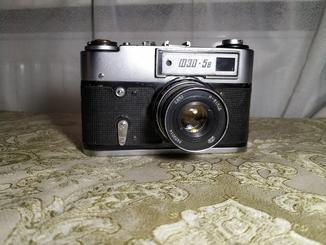 Фотоапарат ФЕД 5в (238858)
