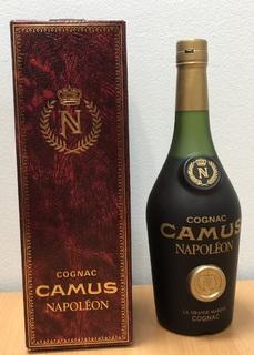 Коллекционный коньяк CAMUS Napoleon 0,7 л + коробка