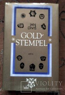 Золотые пробы (клейма) стран мира Jan Divis Gold-Stempel