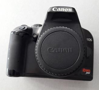 Canon EOS 1000D (Rebel XS) body
