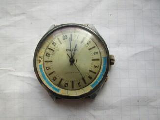 Часы Ракета вахтенные